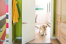 Mudroom's and entryways / by Lisa Wold