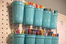 Storage solutions / by Lisa Wold