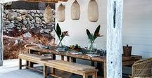 verandahs & patios / the beautiful transitional space between outside and inside