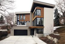 Modern/Contemporary dwellings / by Lisa Wold