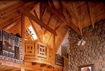 Rustic Interiors / by Lisa Wold