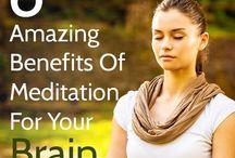 Meditation / Meditation prompts and aids