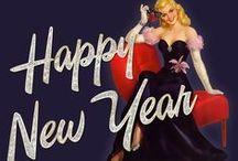 Ahhhhh...Holidays-New Year's / by Vicki K.
