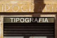 Italian Tipografia - Font Sunday / 19 April 2015 / by Font Picker
