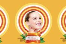 Witaj wiosenna cero! Nowości z witaminą C i E. / Przedstawiamy Wam nowości z naszych witaminowych linii C i E! Jeśli Wasza skóra potrzebuje odświeżenia i rewitalizacji sięgnijcie po kosmetyki z linii Vitamin E z ekstraktem z kiełków pszenicy. Jeśli zaś Wasza cera wymaga przywrócenia blasku i naturalnej równowagi wybierzcie Vitamin C z wyciągiem z jagód Camu Camu. / by The Body Shop Polska