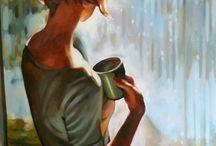 CAFE / by Diana Benson