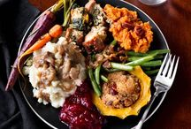 Thanksgiving Recipes Made Healthier /  Thanksgiving recipes are a feast for your eyes and good for your body! You will feel great at your holiday gathering while providing nutritious foods.
