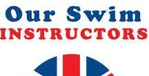 British Swim School Instructors Spotlight & More! / Find out more about our British Swim School Swim Leaders and more!