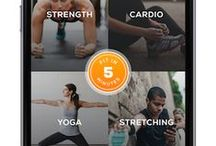 Sworkit   Circa 2015 / Check out our app... Available in 12 languages with FULL Audio and text.