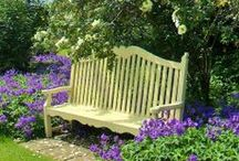 Garden Ideas and Decorations / by Elaine Mote