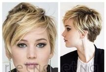 Hair Colors and styles / by Elaine Mote