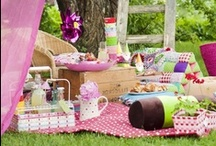 Picnic Party / Picnic Party Ideas & Inspiration, Picnic Party Invitations, Picnic Party Food Ideas