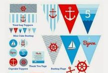 Nautical & Pirate Party