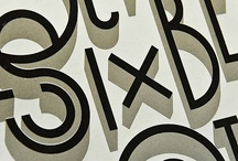 Typography & lettering / Fonts, lettering & typography.
