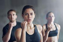 Forme : on se bouge ! / Sport et santé : 2 heures d'activité physique par semaine suffisent pour garder la ligne, avoir un moral au top et un cœur en bonne santé. Dans ce tableau, cherchez les bonnes astuces pour construire votre projet forme !