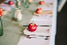 Shabby Chic Parties / Garden party. Shabby things. Table settings.