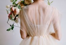 The Vintage Dress / The wedding dress. Wedding ideas. Vintage dresses.