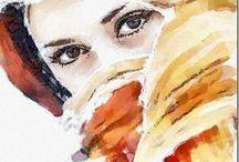 pinturas bonitas  / Mira podemos compartir este tablero y subir las pinturas que nos gusten ¡¡