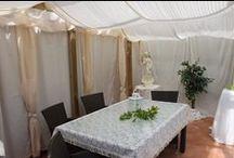 Zahrada v Penzionu / Přijďte si odpočinout na naši zahradu.