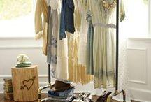 wardrobe and accesory organization