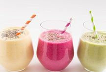 Beverages / Hot or cold beverages to make and enjoy on any given day.
