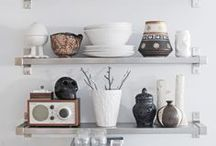 collection vignettes / I love collecting little treasures and having them about the home, sometimes I change them around, add, subtract. The hunting and gathering is the fun part for me.   Sometimes I need inspiration for their display...I found these