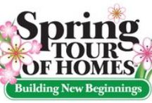 2014 Spring Tour of Homes - Huntsville (Madison County), AL / The Spring Tour of Homes includes 80 new homes and 2 remodeled homes open to the public free of charge April 26, 27 and May 3, 4, from 1:00 to 5:00 pm.  Price of homes range from $120's to $680's.  Visit www.springtourofhomes.com for maps and full details.