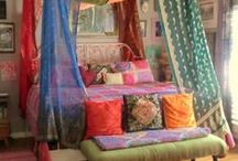 Decor - Boho Decor / by Elaine Mote