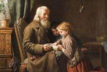 Felix Schlesinger /  Felix Schlesinger 1833 – 1910 / by Moheb Basally