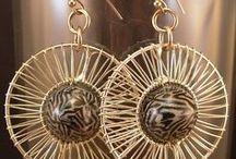 Wire Jewelry - Bijuterias em arame