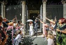 Simply THE Wedding, OUR Wedding / A white, pink and grey wedding... Matrimonioin rosa, grigio e ultra bianco. L'eleganza della semplicità. Tutti i dettagli curati da EmozionarSì: dalla scelta alla realizzazione delle bomboniere, agli allestimeti floreali, dai menù ai confetti e la confettata.. #weddinginpink #starbuckswedding #matrimonio