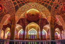 Mesquita Colorida