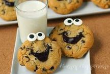 Cookies / The cookie monster in me is wide awake and ready to bake!