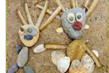 Fun at the beach / Just some fun ideas for the beach.   Remember nature gives us lots of fun in our very own free water park.