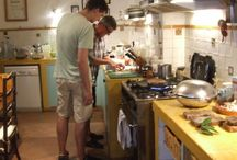 Cookery workshop / Just across the boarder from our holiday home there is a cookery workshop. Just 15 minutes by car it would be a great addition to a mini break or holiday.  #islacanela #cookeryholidayspain #portugal #algarve