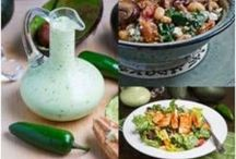 Salads and Side Dishes / Fruit, vegetable, pasta salads and side dishes to make and enjoy.