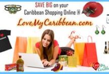 Caribbean Shopping / Shop for Caribbean products online: Caribbean food & drinks, music, books, clothing, jewelry and more - LoveMyCaribbean.com