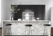 HOME | DINE / Kitchen - kitchenary - cooking island - design