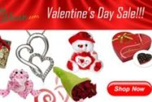 Valentines Ideas / LAST MINUTE DEALS on Valentine's Day gifts for your loved ones. Valentines day gifts for him & her