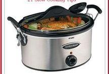 Crockpot/Slow Cooker Meals