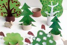 Papier Craft / Collage / Cutout