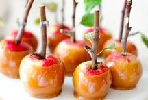 Celebrate Fall / Decorating tricks and delicious treats.