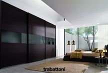 Night Collection & Wardrobes / Bedroom furniture: Wooden and upholstered beds, Night Complements, sliding and hinged door wardrobes.