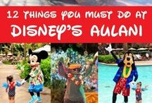 Aulani: A Disney Resort & Spa