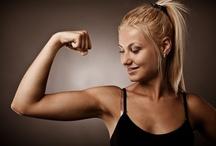 Me! Fitness / by Amanda Casanova