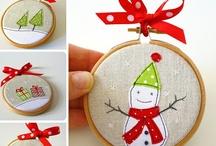 DIY ornaments / by Amanda Casanova