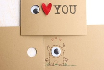 DIY greeting cards / by Amanda Casanova