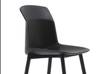 MOTEK, design Luca Nichetto / This chair has a strong personality, easy on the eye with clean-cut lines.It is available in different materials and finishes,