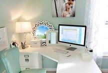 Biz ♥ Home Office / by Amanda Casanova