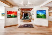 Local Colorado Artist / Featuring local artists that have been displayed in our gallery. It is free to come take a look, so swing by to see all of the new art!  #rembrandtyard #boulder #colorado